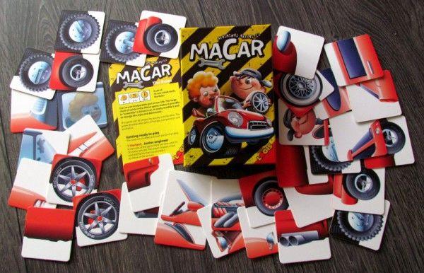 joc cu masinute MaCar